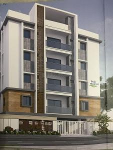 Gallery Cover Image of 1525 Sq.ft 3 BHK Apartment for rent in Puppalaguda for 22000