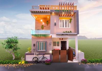 Gallery Cover Image of 1600 Sq.ft 3 BHK Independent House for buy in Medavakkam for 9596000