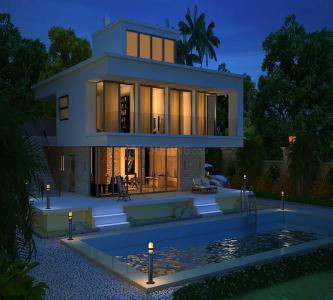 Gallery Cover Image of 5175 Sq.ft 10 BHK Independent House for buy in Jor Bagh for 780000000