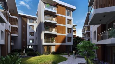 Gallery Cover Image of 1393 Sq.ft 3 BHK Apartment for buy in Akshayanagar for 8000000