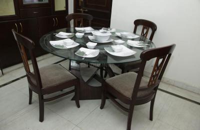Dining Room Image of PG 4642954 Sushant Lok I in Sushant Lok I