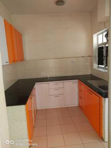 Gallery Cover Image of 1800 Sq.ft 4 BHK Apartment for rent in Jal Vayu Vihar, New Town for 25000