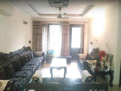 Gallery Cover Image of 1600 Sq.ft 3 BHK Independent Floor for buy in Gulmohar Park for 46000000