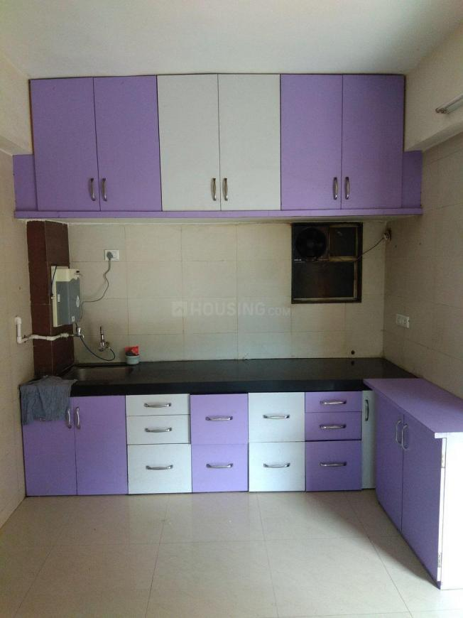 Kitchen Image of 1050 Sq.ft 2 BHK Apartment for buy in Wakad for 6500000