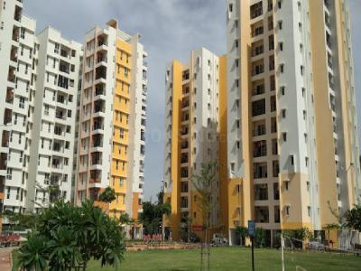 Gallery Cover Image of 652 Sq.ft 1 BHK Apartment for rent in Olympia Grande, Pallavaram for 15000