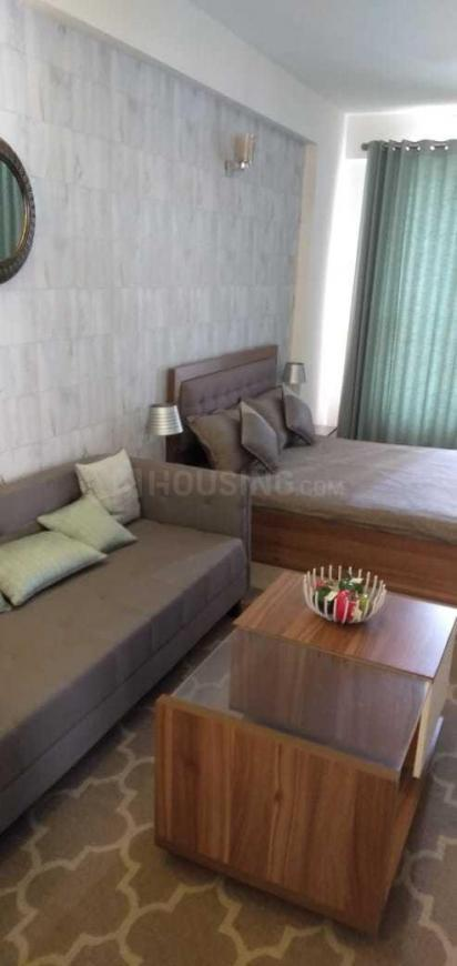Bedroom Image of 495 Sq.ft 1 RK Apartment for buy in Sector 143 for 2000000