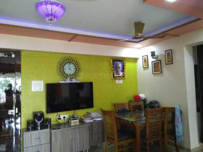 Gallery Cover Image of 1250 Sq.ft 2 BHK Apartment for rent in Nerul for 60000