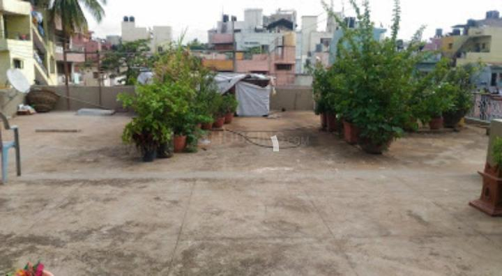 Terrace Image of 350 Sq.ft 1 RK Independent Floor for rent in Halasahalli for 12000