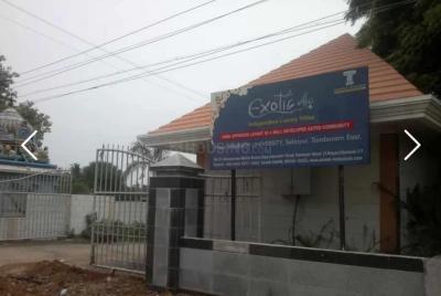 1996 Sq.ft Residential Plot for Sale in Selaiyur, Chennai