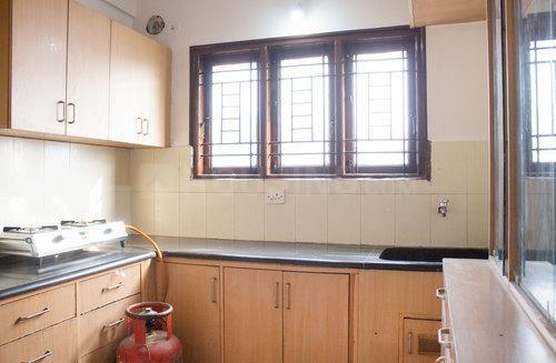 Kitchen Image of 403 Swarna Silicon Castle in Krishnarajapura