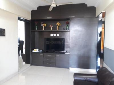 Gallery Cover Image of 1560 Sq.ft 3 BHK Apartment for rent in Ghansoli for 40000