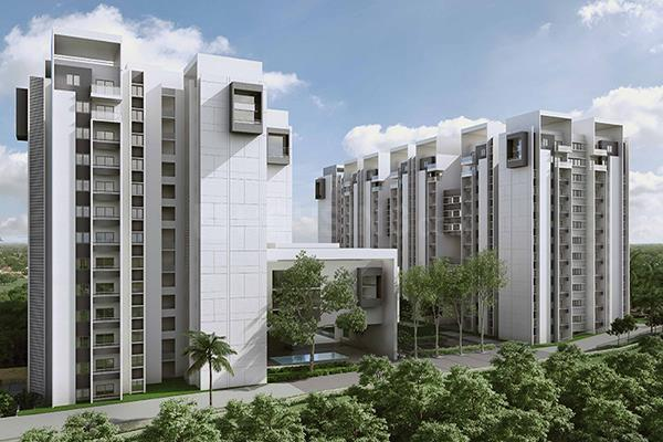 Building Image of 424 Sq.ft 1 BHK Apartment for buy in Subramanyapura for 3500000