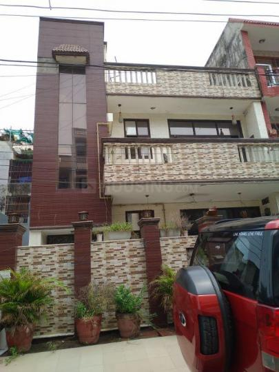 Building Image of 1211 Sq.ft 4 BHK Independent House for buy in Sector 48 for 15000000