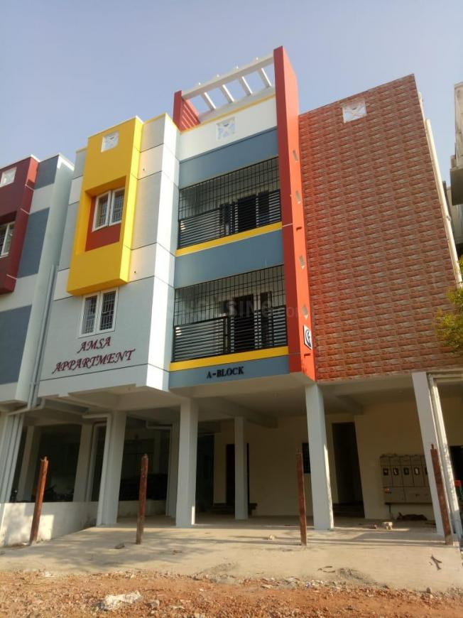 Building Image of 950 Sq.ft 2 BHK Apartment for rent in Balaji Nagar for 14000