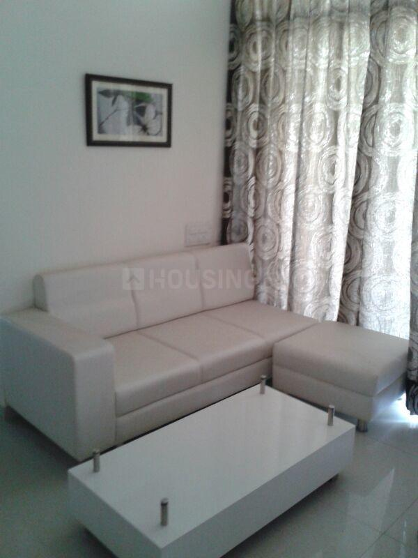 Living Room Image of 1620 Sq.ft 3 BHK Apartment for rent in Thaltej for 22000