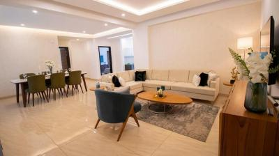 Gallery Cover Image of 1800 Sq.ft 3 BHK Apartment for buy in Peer Muchalla for 5800000