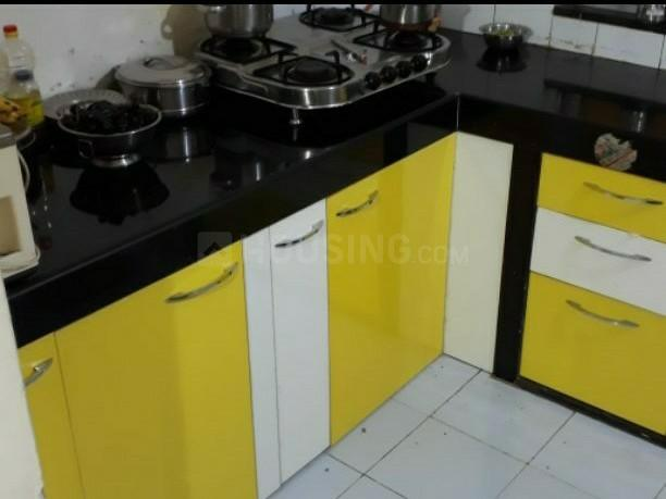 Kitchen Image of 1800 Sq.ft 3 BHK Apartment for rent in Kharghar for 42000