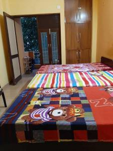 Bedroom Image of Prashant Homez PG in Sector 66