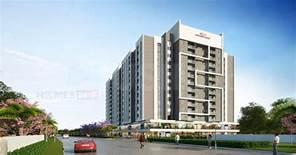 Gallery Cover Image of 1087 Sq.ft 3 BHK Apartment for buy in Confident Oxygen, Dommasandra for 5335500