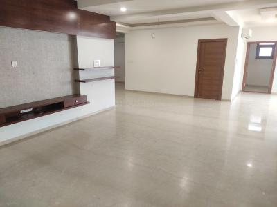Gallery Cover Image of 2700 Sq.ft 3 BHK Apartment for rent in Madhapur for 52000