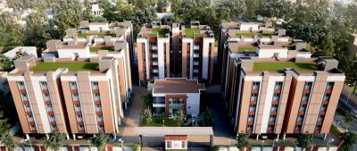 Gallery Cover Image of 1153 Sq.ft 2 BHK Apartment for buy in Celesta, Pallikaranai for 8400000