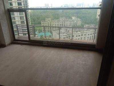 Gallery Cover Image of 1200 Sq.ft 3 BHK Apartment for rent in T Bhimjyani Neelkanth Woods Bungalow M 66, Thane West for 40000