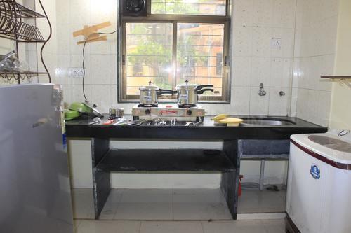 Kitchen Image of Russel's Nest Khargar in Kharghar