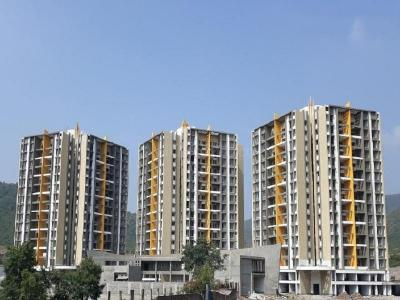 Gallery Cover Image of 984 Sq.ft 2 BHK Apartment for buy in Hinjewadi for 4300000
