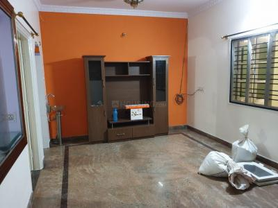 Gallery Cover Image of 1200 Sq.ft 2 BHK Independent Floor for rent in Nandini Layout for 20000