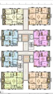 Gallery Cover Image of 993 Sq.ft 2 BHK Apartment for buy in SRR Gachibowli Paradise, Sheriguda for 5200000