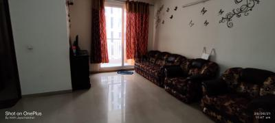 Gallery Cover Image of 825 Sq.ft 3 BHK Apartment for rent in Sector 78 for 19000