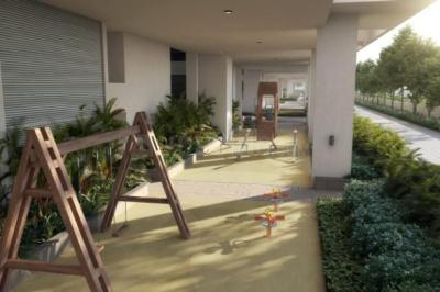 Gallery Cover Image of 600 Sq.ft 1 BHK Apartment for buy in Rohan Ananta Phase I, Tathawade for 3400000