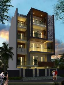 Gallery Cover Image of 1836 Sq.ft 3 BHK Independent House for buy in Avighna 476 Sector 46, Sector 46 for 12400000
