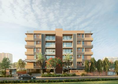 Gallery Cover Image of 2400 Sq.ft 3 BHK Apartment for buy in Deep Indraprasth Living, Bopal for 9600000