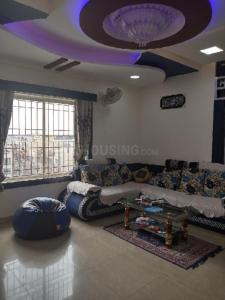 Gallery Cover Image of 1200 Sq.ft 3 BHK Apartment for rent in Al khair residency, Hebbal for 20000