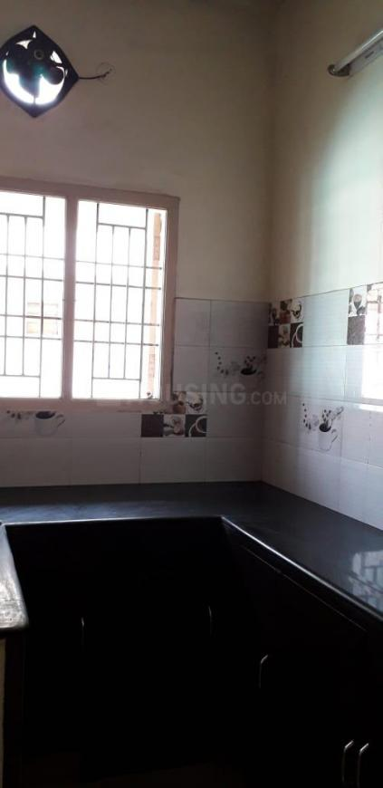 Kitchen Image of 800 Sq.ft 2 BHK Apartment for rent in Thirumullaivoyal for 8000