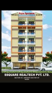 Gallery Cover Image of 550 Sq.ft 1 BHK Apartment for buy in Sector 102 for 1400000