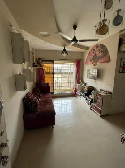 Hall Image of 950 Sq.ft 2 BHK Apartment for buy in Shree Ganesh Vinayak Enclave, Vasai East for 5000000