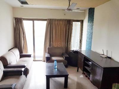 Gallery Cover Image of 1500 Sq.ft 3 BHK Apartment for rent in Bandra East for 80000