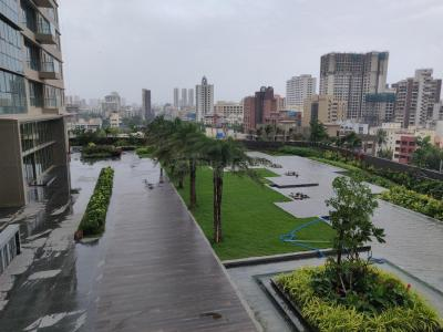 Gallery Cover Image of 1250 Sq.ft 2 BHK Apartment for rent in Sheth Auris Serenity Tower 1, Malad West for 50000