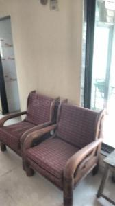 Gallery Cover Image of 535 Sq.ft 1 BHK Apartment for rent in Raikar Amrut Dham, Rabale for 16000