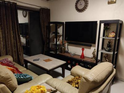 Gallery Cover Image of 1050 Sq.ft 2 BHK Apartment for rent in Shree Sawan Lifestyle, Kharghar for 23000