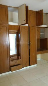 Gallery Cover Image of 650 Sq.ft 1 BHK Independent House for rent in Murugeshpalya for 12000