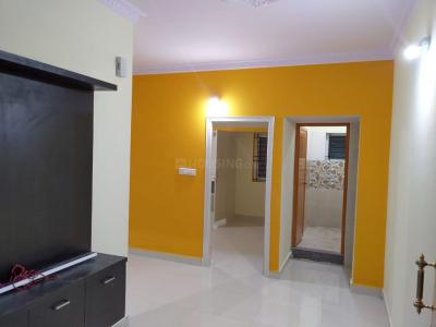 Gallery Cover Image of 450 Sq.ft 1 BHK Independent House for rent in Akshayanagar for 10000