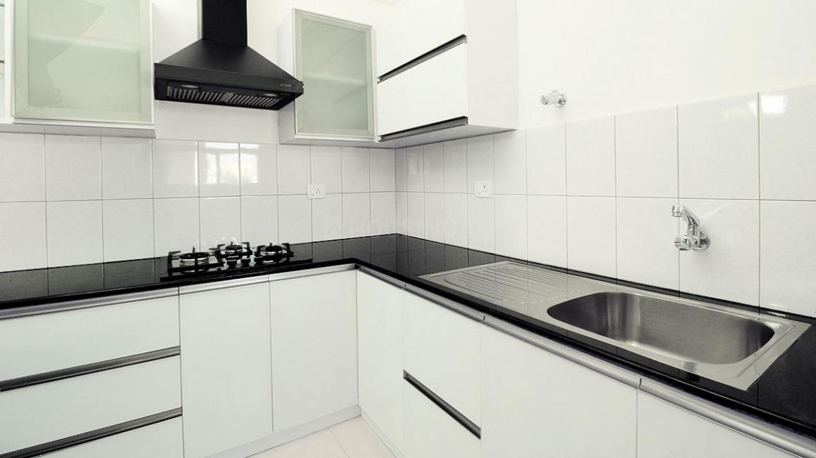 Kitchen Image of 551 Sq.ft 1 BHK Apartment for buy in Selvapuram South for 2193000