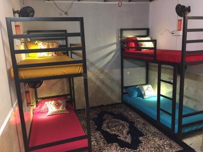 Bedroom Image of Komal PG in Andheri East