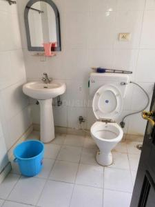 Bathroom Image of PG Feel Lik Home in Sector 13 Dwarka