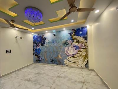 Gallery Cover Image of 500 Sq.ft 1 BHK Independent Floor for buy in Dwarka Mor for 1850000
