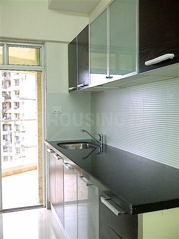 Kitchen Image of 1150 Sq.ft 2 BHK Apartment for rent in Powai for 70000