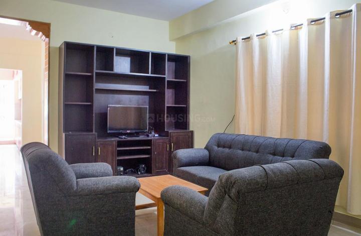 पीजी 4643535 मराठाहल्लि इन मराठाहल्लि के लिविंग रूम की तस्वीर